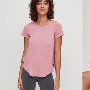 Wilfred Free Esther Tee in pink